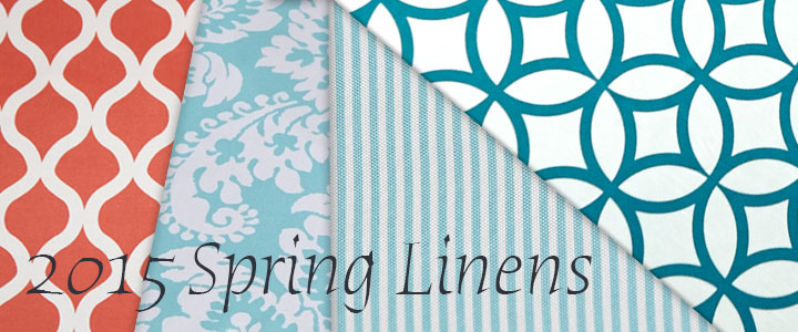 Party Rental Ltd. Spring Linens
