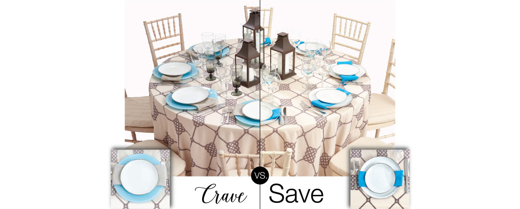 Get this nautical event design look for less.