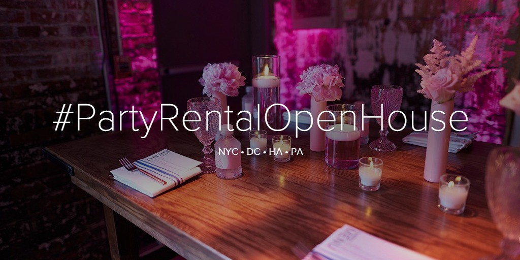 Party Rental Ltd. Open House 2016