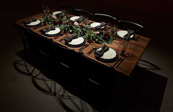 Party Rental Ltd - Design Inspiration for Thanksgiving, Holiday, and New Years Events